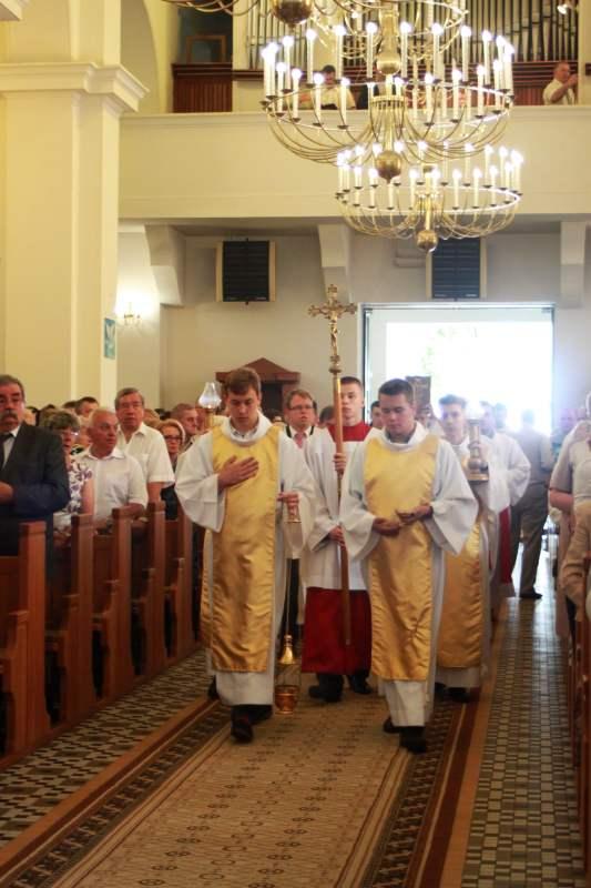30-lecie święceń kapłańskich ks. Proboszcza