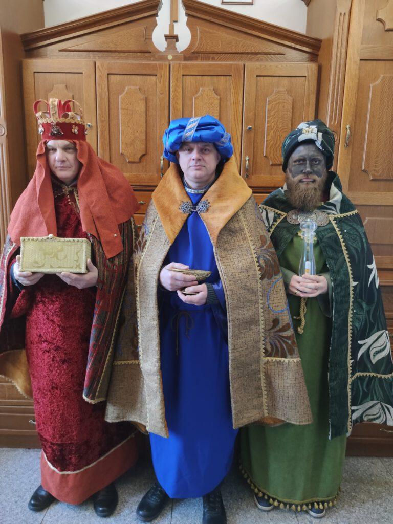 Święto Trzech Króli (06.01.2020)