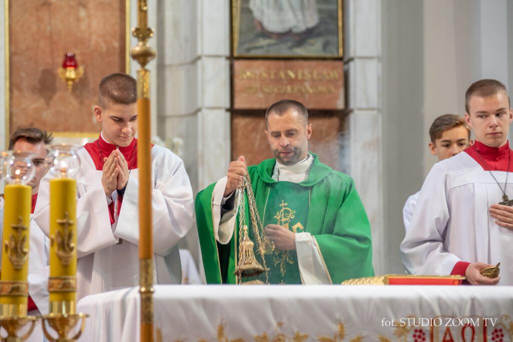 Pożegnanie ks. Mateusza i ks. Pawła (21.06.2020r.)